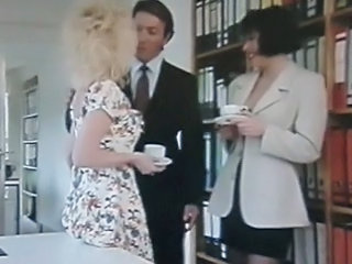 French Threesome Vintage European French French Milf
