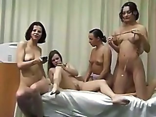Russian Teens Pussy Competition