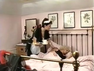 Sleeping Maid Vintage European Sleeping Sex