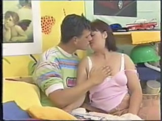 "Adorable MATURE 20  mother seduce youg boy for fist sex lesson"" target=""_blank"