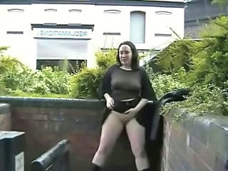 Public MILF Outdoor