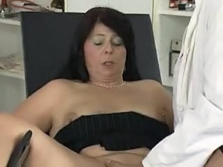 Doctor Chubby Brunette Chubby Ass German German Chubby