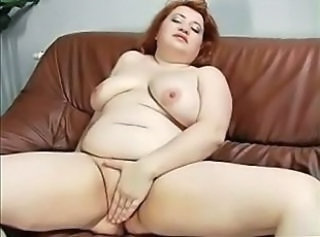 Young fat wife