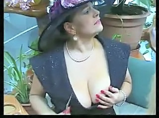 German Mature Vintage European German German Busty