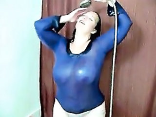 Big Tits Chubby MILF Bathroom Bathroom Tits Big Tits
