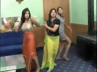 Indian Dancing Homemade