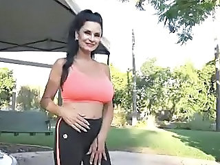 Sport Big Tits Outdoor Big Tits Big Tits Brunette Outdoor