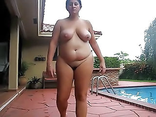 Outdoor Pool BBW