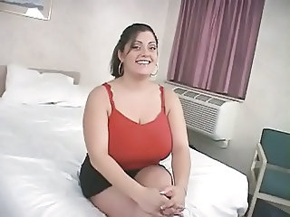 Natural BBW Big Tits