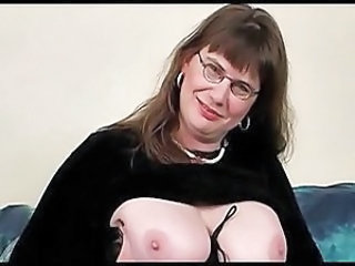 BBW Big Tits Glasses