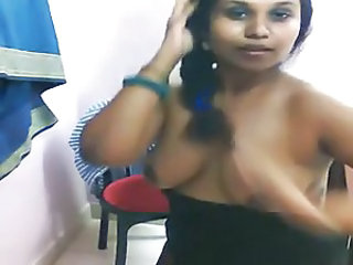 Busty Indian Lily expose her Boobs , Sexy Ass on CAM