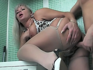 Mom Russian Mature