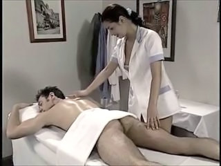 Massage Amazing Nurse European Italian