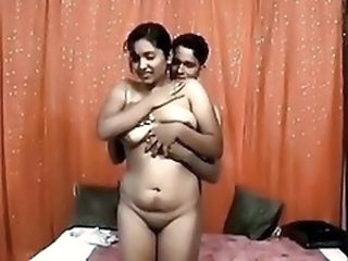 Amateur Chubby Indian