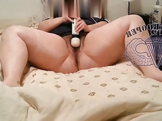 Toy Masturbating Webcam