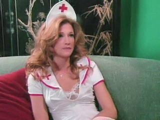 Jessica Drake the horny fucking nurse