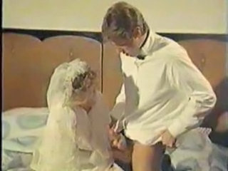 Bride Handjob Vintage Wedding