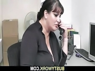 Office MILF Secretary