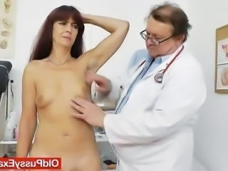 Older Doctor Small Tits Gyno