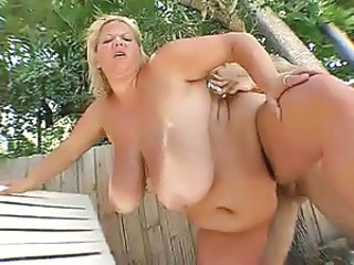 Outdoor Saggytits Big Tits