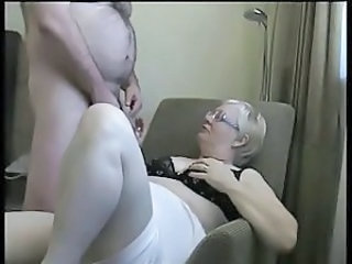 Older Homemade Glasses Amateur Homemade Wife Wife Ass