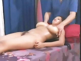Indian Babe Sanjana Gets Massaged and Fucked