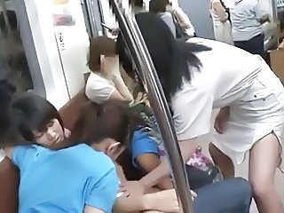 Bus Asian Teen Asian Lesbian Asian Teen Bus + Asian