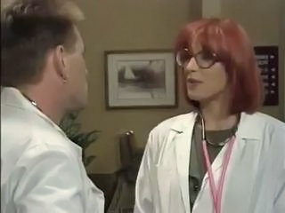 Doctor Glasses Redhead Milf Ass