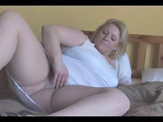 Mature Mom Masturbating
