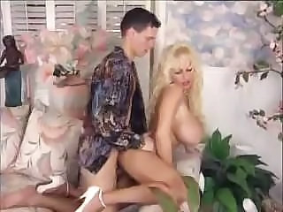 Vintage Milf Shows Him