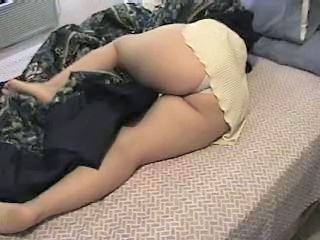 Sleeping Ass Amateur
