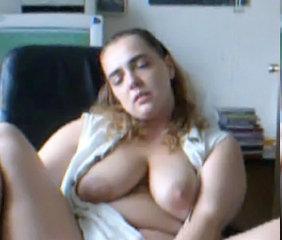 Amateur Chubby European