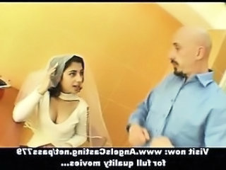 Bride Uniform Brunette Amateur Amateur Teen Bride Sex