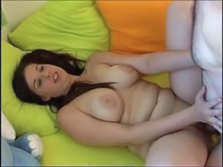 Chubby Teen Petra Suck and Fuck 2 of 3