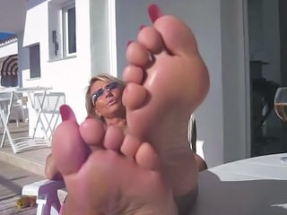 Feet German European European German German Mature