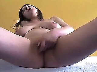 Chubby Teen Loves Getting Her Pussy Wet