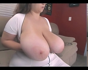 Natural Saggytits BBW