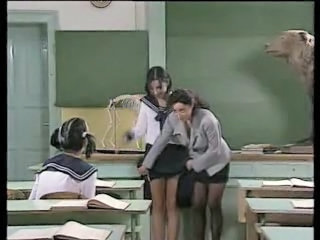 Schoolgirls Just Love Cock !