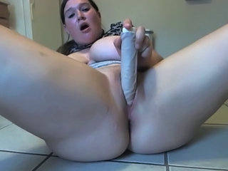 Close up Solo BBW