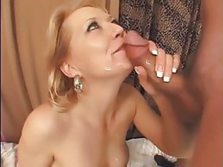 Cumshot Old And Young Swallow Old And Young