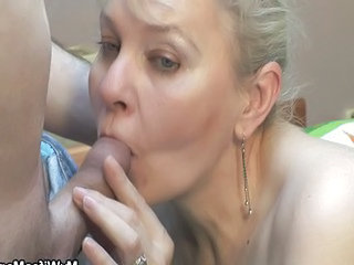 Blowjob Mother