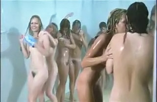 Hairy Teens In Shower