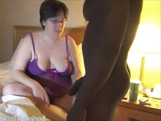 Big Cock Interracial Lingerie