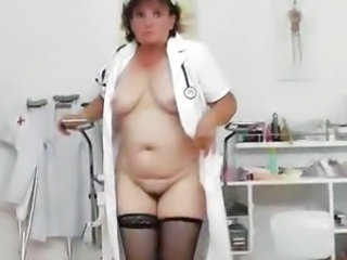 Uniform Chubby Doctor