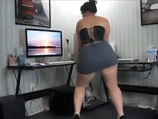 Ass Dancing Homemade