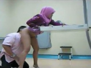 HiddenCam Voyeur Clothed Arab