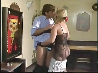German Ass Lingerie European German German Milf