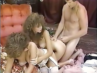 Threesome Vintage Amazing Milf Threesome Threesome Milf