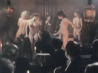 Dancing Party Erotic Club Vintage Hairy