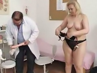 Doctor Older Panty Lingerie